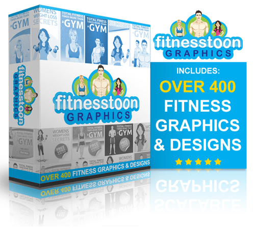 Huge Fitness Graphics Blowout!