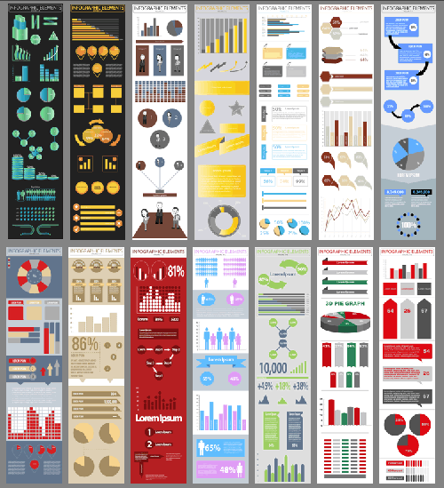 96 Infographic Templates For Under $20