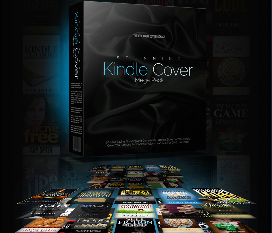kindle Cover Mega Pack