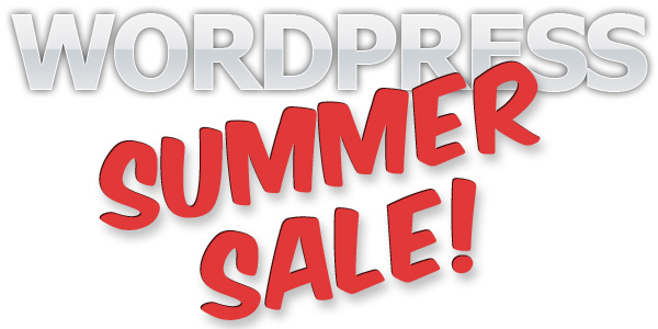 WordPress Summer Sale! 47 WP Products For Just $10