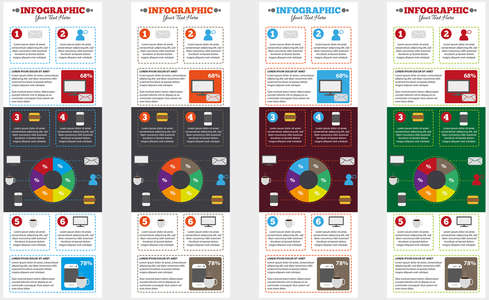 Instant Infographics Templates