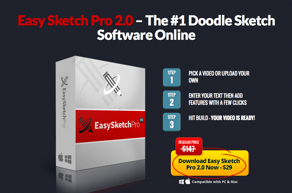 Get Easy Sketch Pro 2.0 Now!