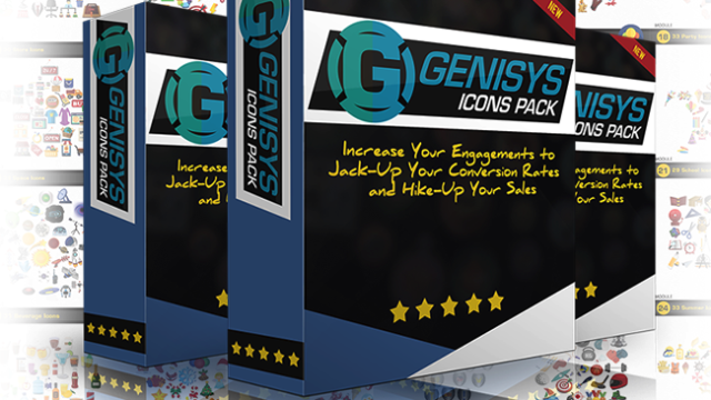 Genisys Icon Pack by JF Garsula