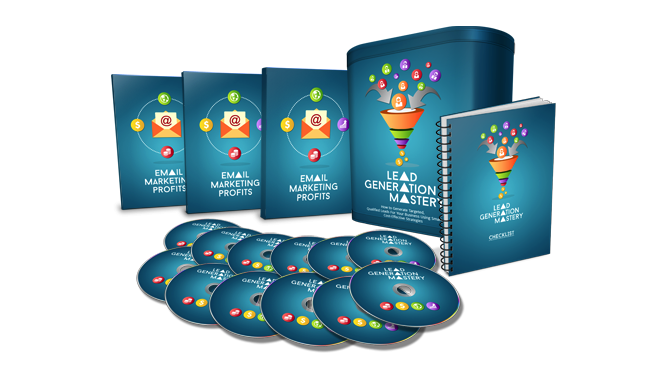 Lead Generation Mastery PLR