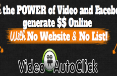 Video AutoClick Software