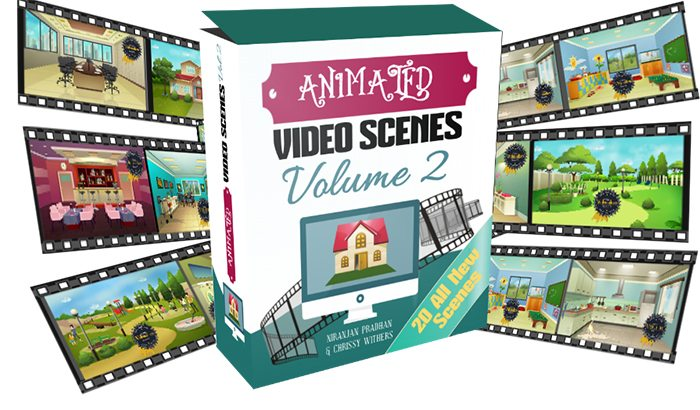 Animated HD Video Scenes V2